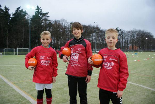 Twentsche Voetbalschool Minisoccerbal