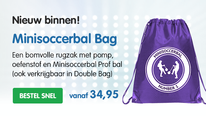 minisoccerbal-bag-paars