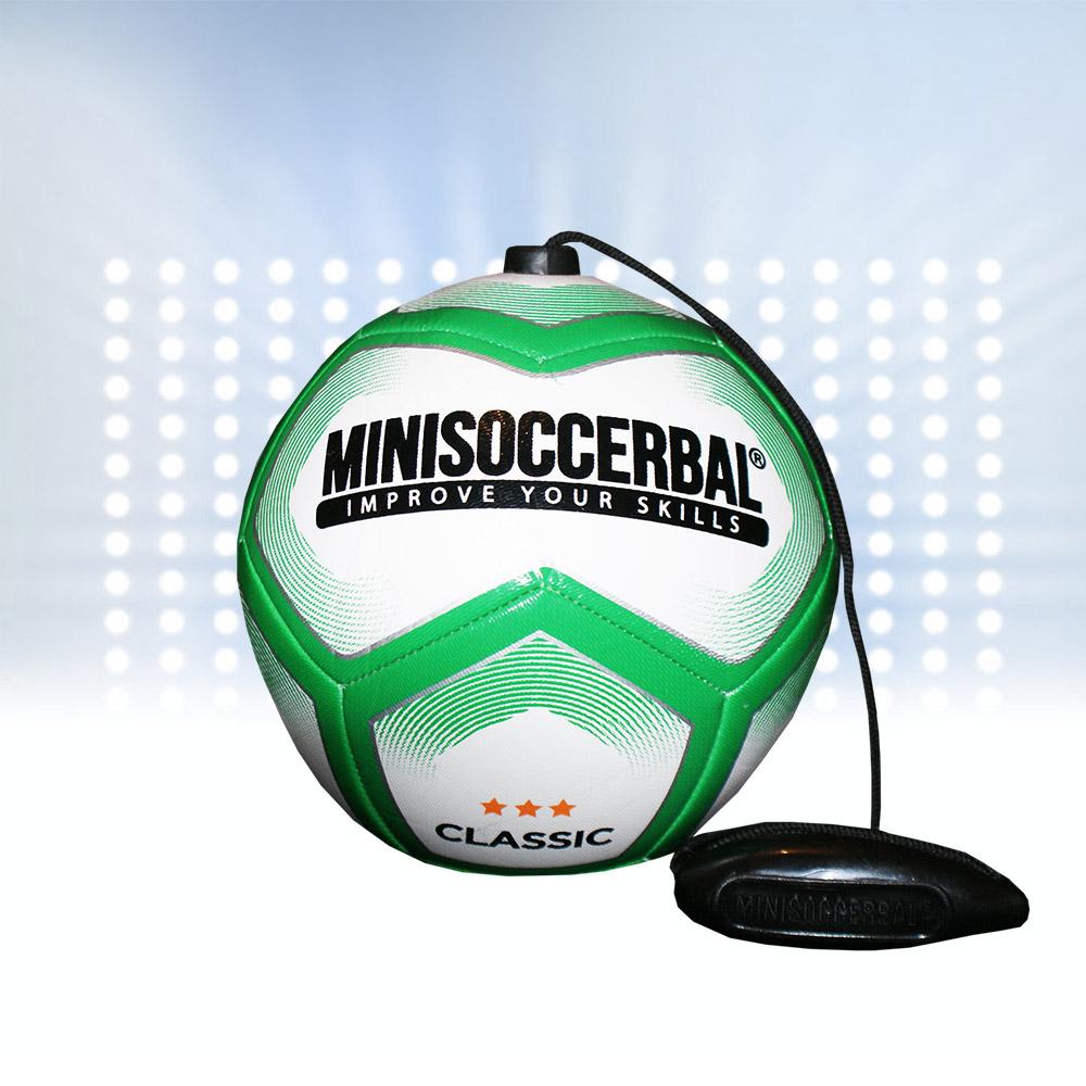 Afbeelding van Minisoccerbal Classic Green